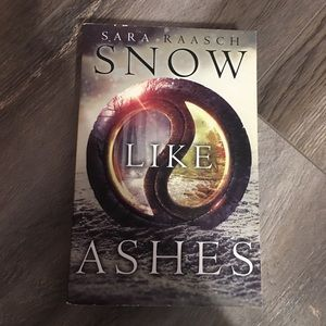 snow like ashes young adult fantasy book
